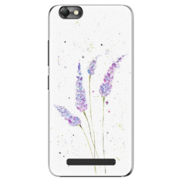 Plastové puzdro iSaprio - Lavender - Lenovo Vibe C