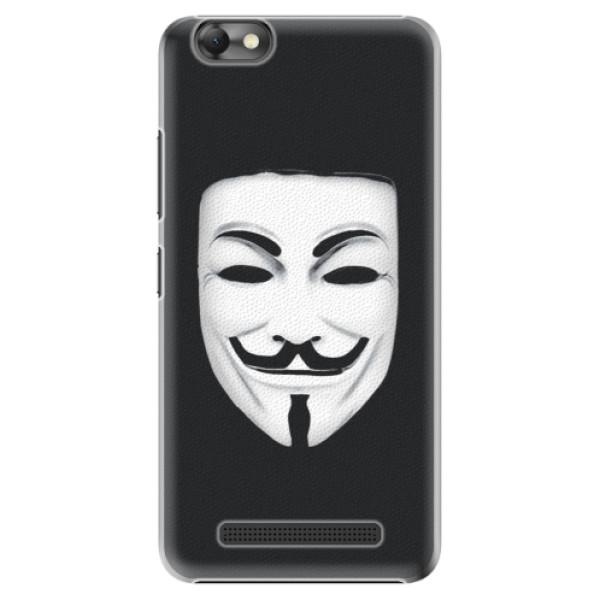 Plastové puzdro iSaprio - Vendeta - Lenovo Vibe C