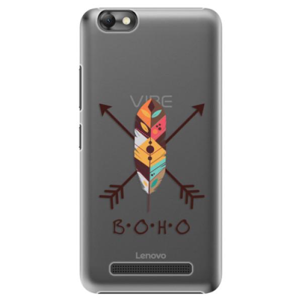 Plastové puzdro iSaprio - BOHO - Lenovo Vibe C