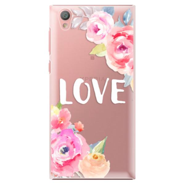 Plastové puzdro iSaprio - Love - Sony Xperia L1
