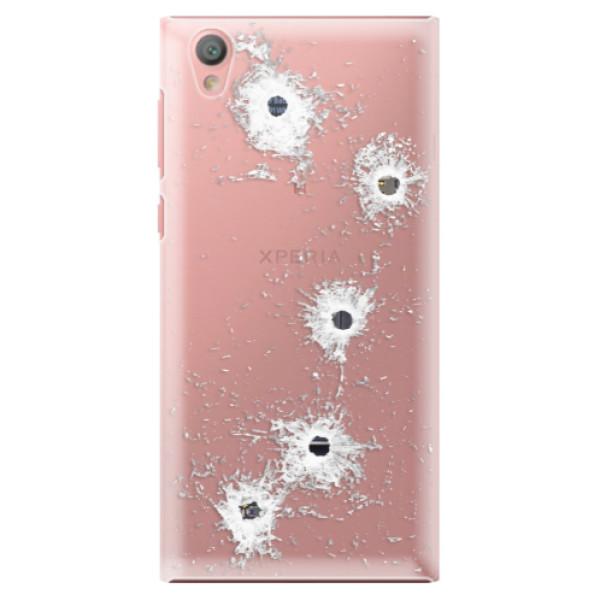 Plastové puzdro iSaprio - Gunshots - Sony Xperia L1