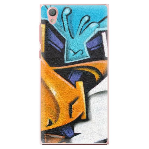 Plastové puzdro iSaprio - Graffiti - Sony Xperia L1