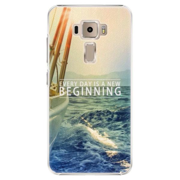 Plastové puzdro iSaprio - Beginning - Asus ZenFone 3 ZE520KL