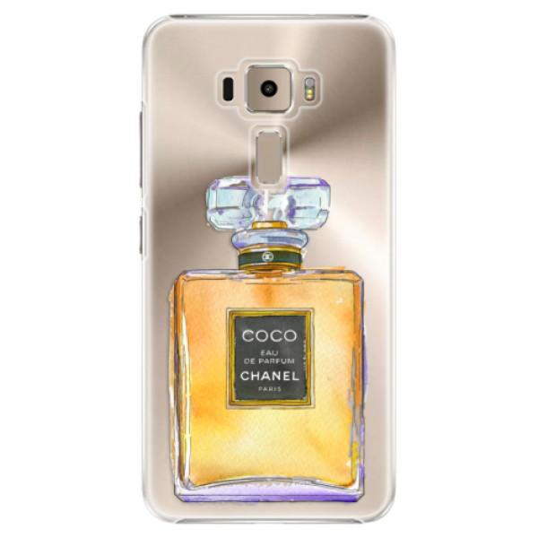 Plastové puzdro iSaprio - Chanel Gold - Asus ZenFone 3 ZE520KL