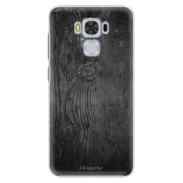 Plastové puzdro iSaprio - Black Wood 13 - Asus ZenFone 3 Max ZC553KL