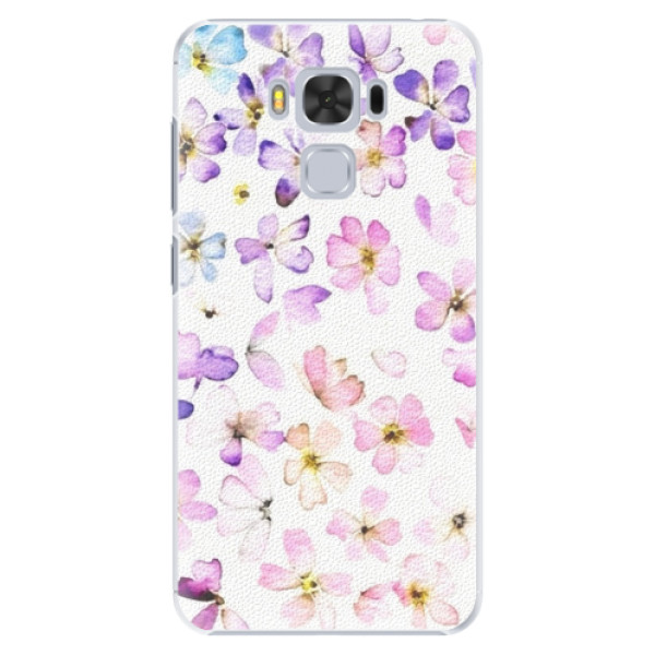 Plastové puzdro iSaprio - Wildflowers - Asus ZenFone 3 Max ZC553KL