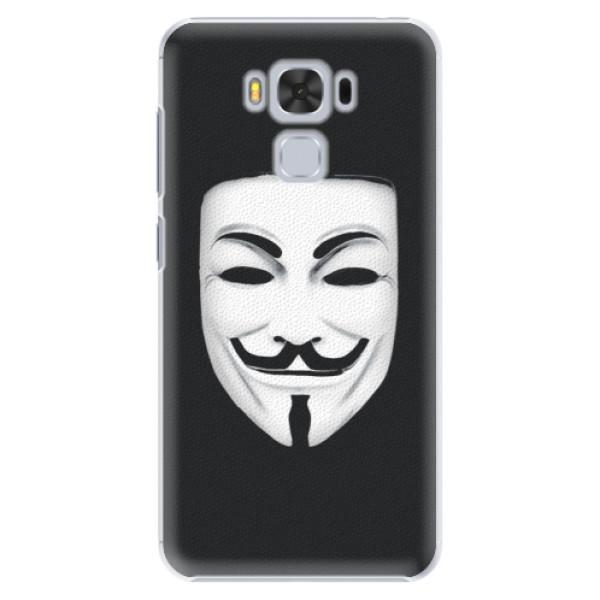 Plastové puzdro iSaprio - Vendeta - Asus ZenFone 3 Max ZC553KL