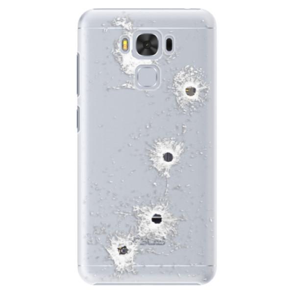 Plastové puzdro iSaprio - Gunshots - Asus ZenFone 3 Max ZC553KL