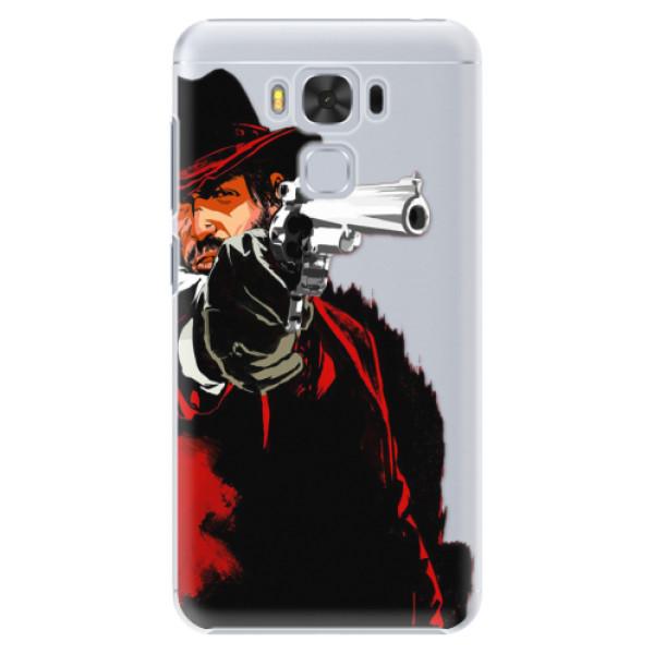 Plastové puzdro iSaprio - Red Sheriff - Asus ZenFone 3 Max ZC553KL
