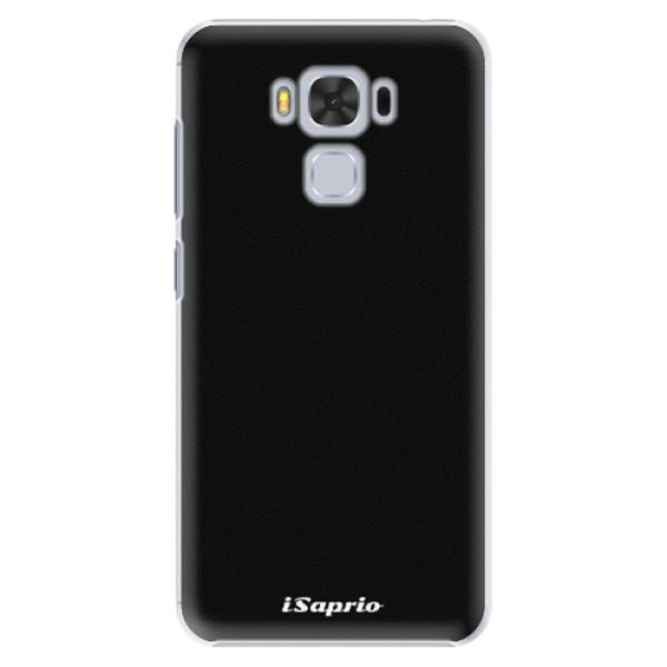 Plastové puzdro iSaprio - 4Pure - černý - Asus ZenFone 3 Max ZC553KL