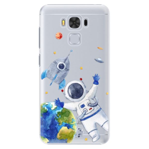 Plastové puzdro iSaprio - Space 05 - Asus ZenFone 3 Max ZC553KL