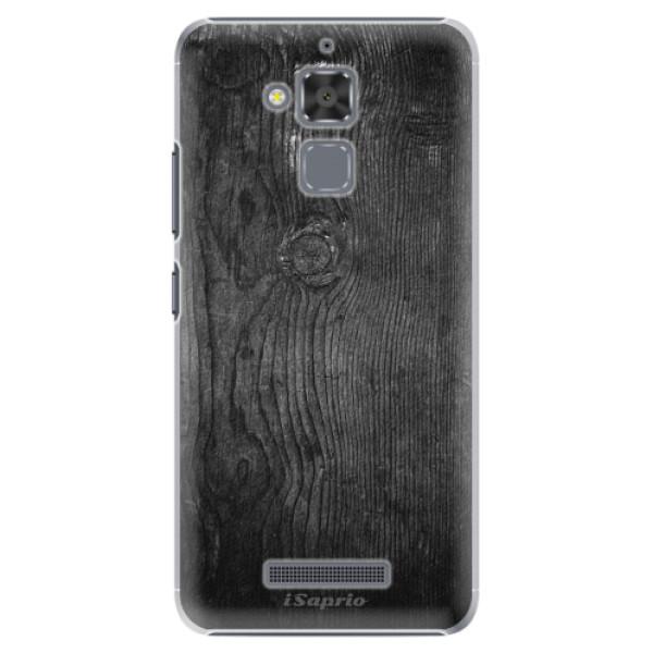 Plastové puzdro iSaprio - Black Wood 13 - Asus ZenFone 3 Max ZC520TL