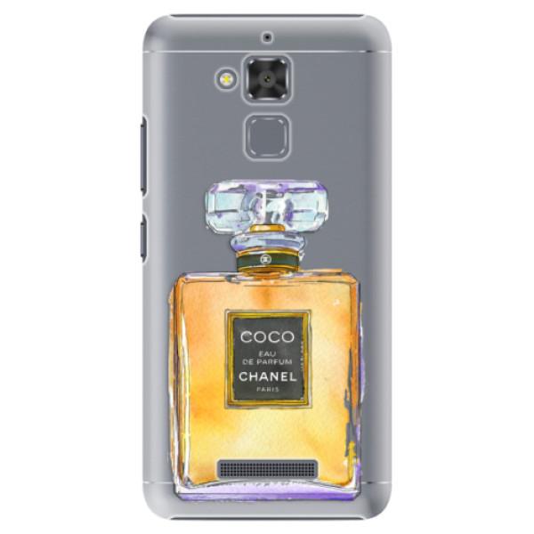 Plastové puzdro iSaprio - Chanel Gold - Asus ZenFone 3 Max ZC520TL