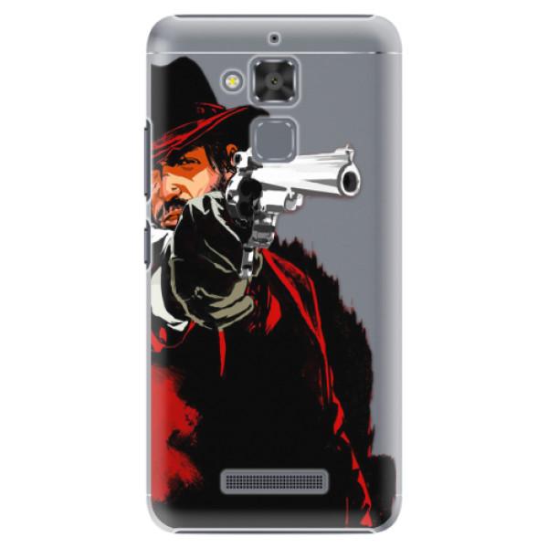 Plastové puzdro iSaprio - Red Sheriff - Asus ZenFone 3 Max ZC520TL