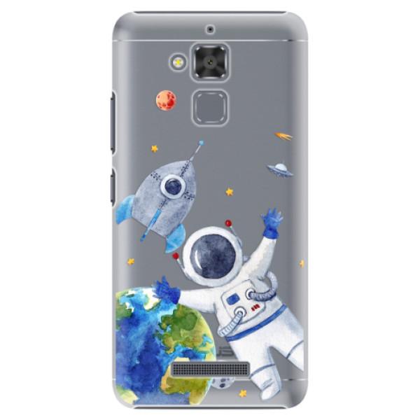 Plastové puzdro iSaprio - Space 05 - Asus ZenFone 3 Max ZC520TL