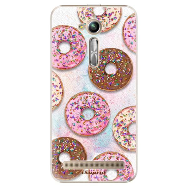 Plastové puzdro iSaprio - Donuts 11 - Asus ZenFone Go ZB500KL