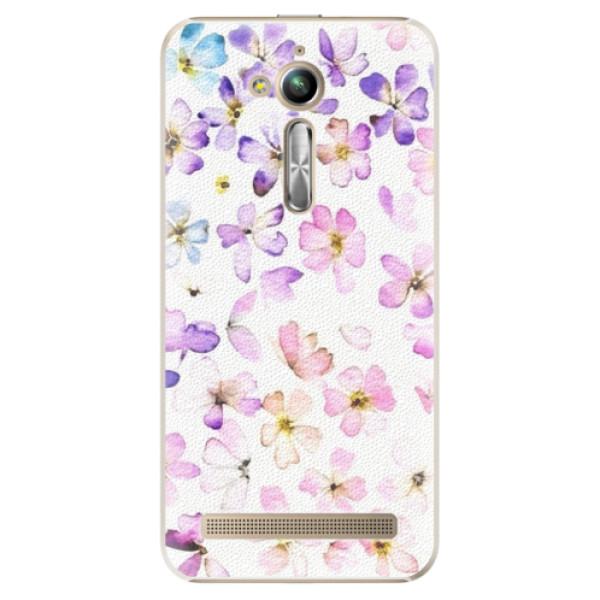 Plastové puzdro iSaprio - Wildflowers - Asus ZenFone Go ZB500KL
