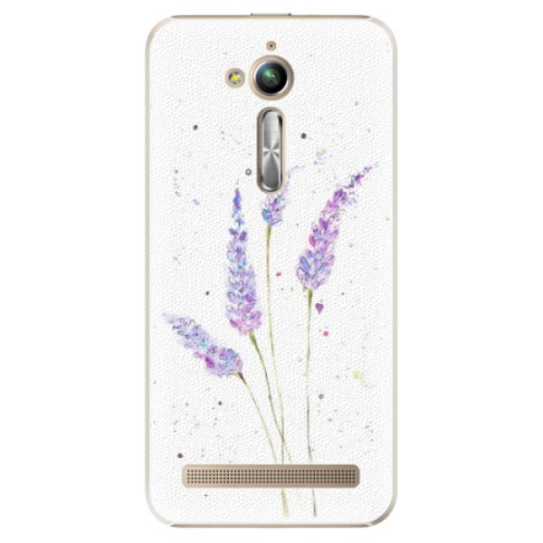 Plastové puzdro iSaprio - Lavender - Asus ZenFone Go ZB500KL