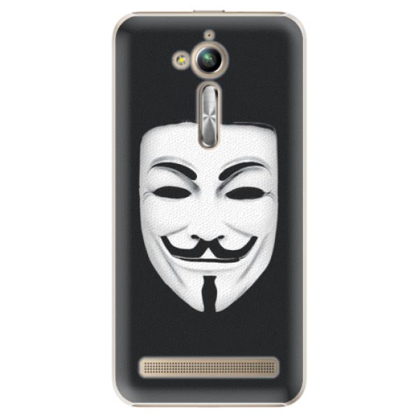Plastové puzdro iSaprio - Vendeta - Asus ZenFone Go ZB500KL