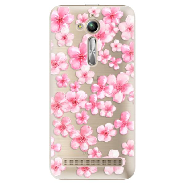 Plastové puzdro iSaprio - Flower Pattern 05 - Asus ZenFone Go ZB500KL