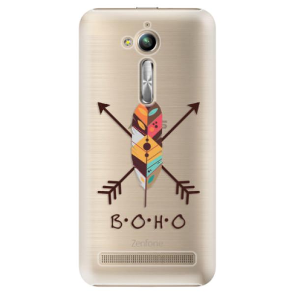 Plastové puzdro iSaprio - BOHO - Asus ZenFone Go ZB500KL