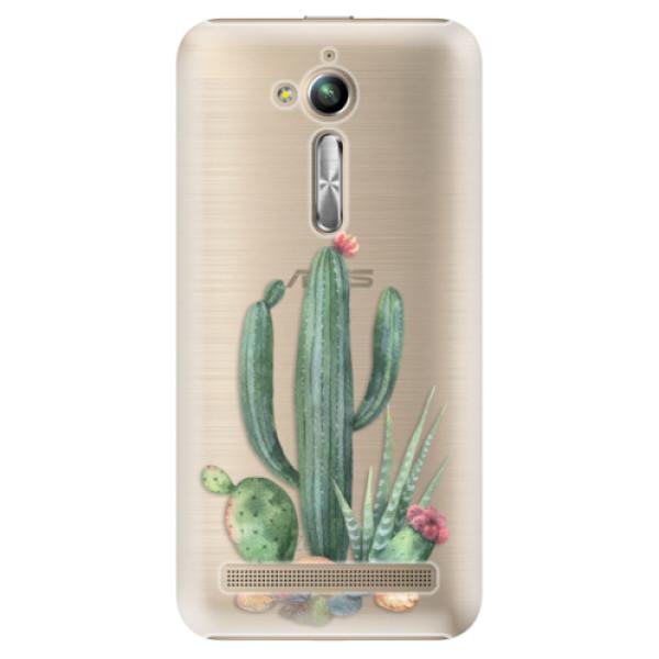 Plastové puzdro iSaprio - Cacti 02 - Asus ZenFone Go ZB500KL