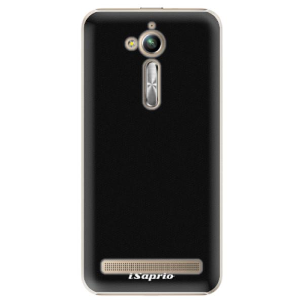 Plastové puzdro iSaprio - 4Pure - černý - Asus ZenFone Go ZB500KL