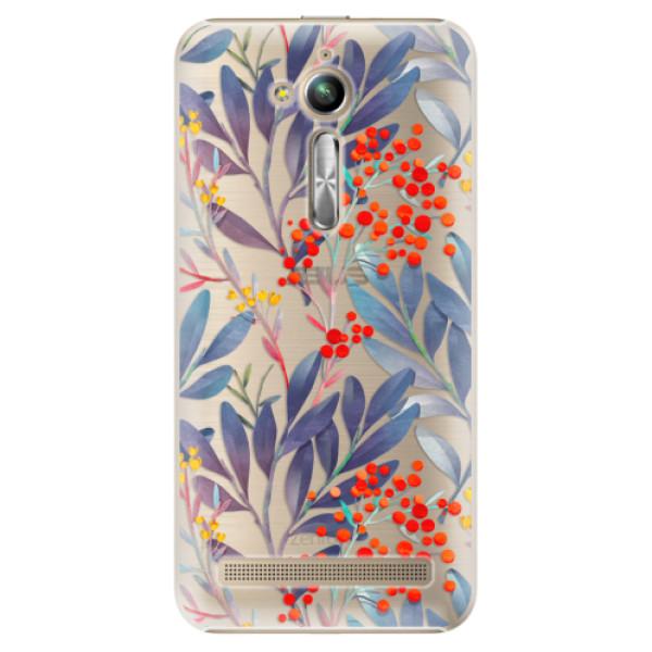 Plastové puzdro iSaprio - Rowanberry - Asus ZenFone Go ZB500KL