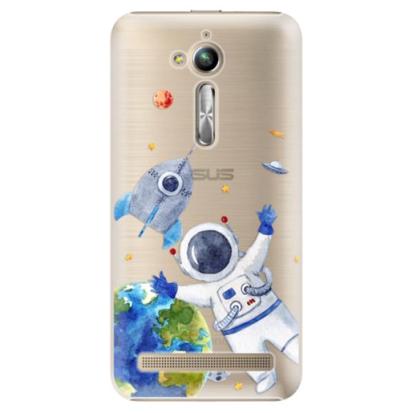 Plastové puzdro iSaprio - Space 05 - Asus ZenFone Go ZB500KL