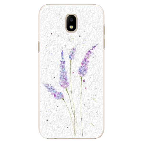 Plastové puzdro iSaprio - Lavender - Samsung Galaxy J5 2017