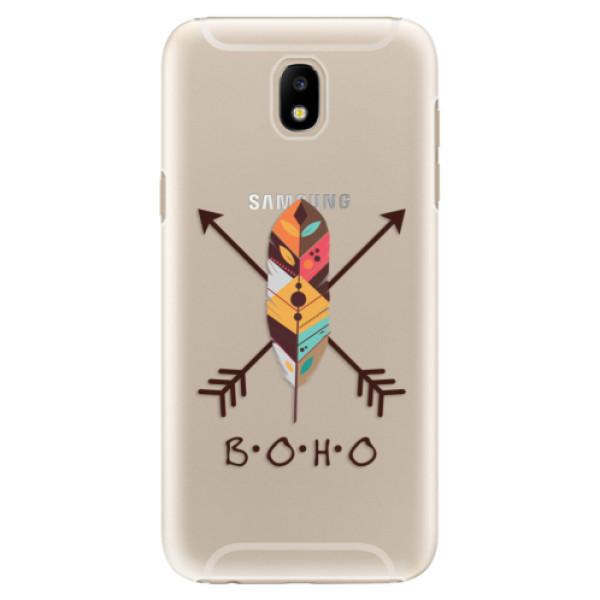 Plastové puzdro iSaprio - BOHO - Samsung Galaxy J5 2017