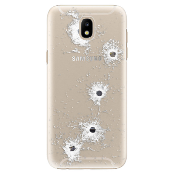 Plastové puzdro iSaprio - Gunshots - Samsung Galaxy J5 2017