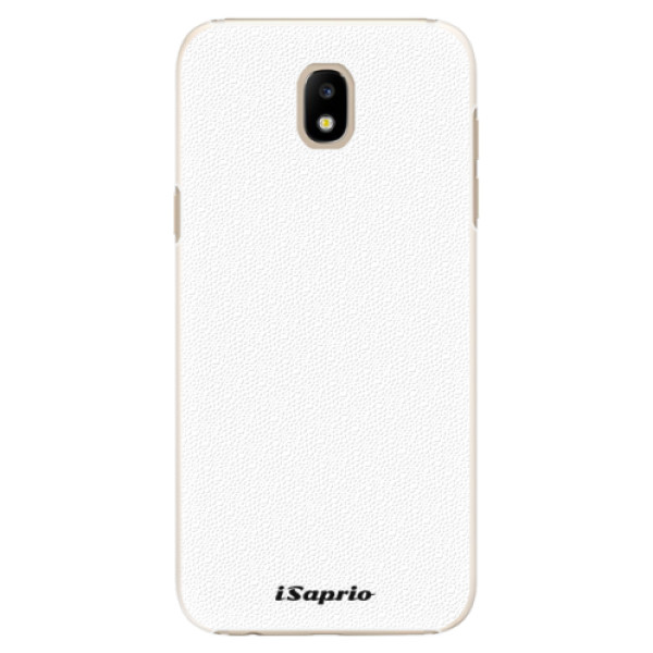 Plastové puzdro iSaprio - 4Pure - bílý - Samsung Galaxy J5 2017