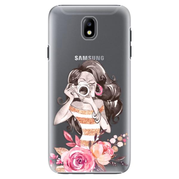 Plastové puzdro iSaprio - Charming - Samsung Galaxy J7 2017
