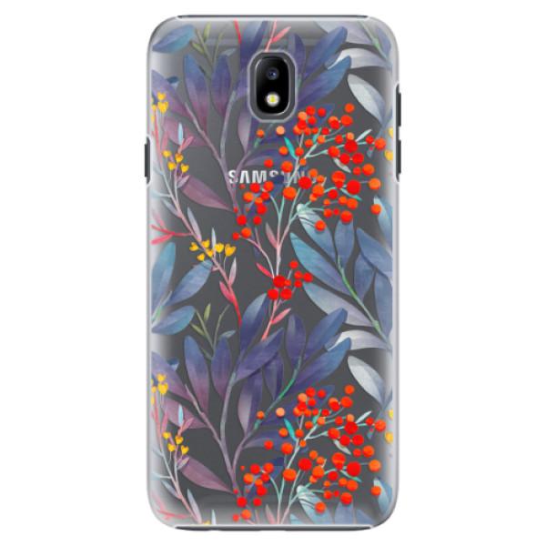 Plastové puzdro iSaprio - Rowanberry - Samsung Galaxy J7 2017