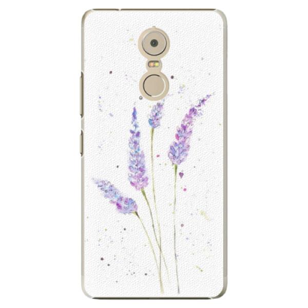 Plastové puzdro iSaprio - Lavender - Lenovo K6 Note