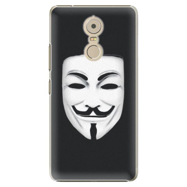 Plastové puzdro iSaprio - Vendeta - Lenovo K6 Note
