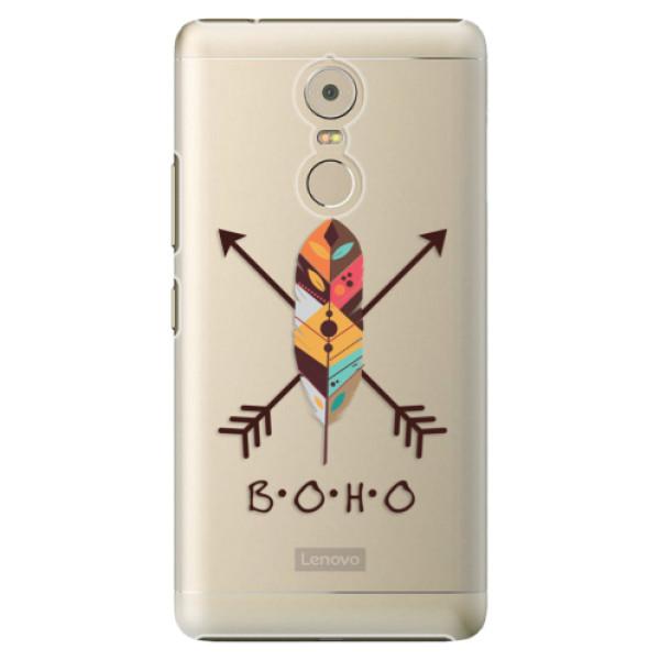 Plastové puzdro iSaprio - BOHO - Lenovo K6 Note