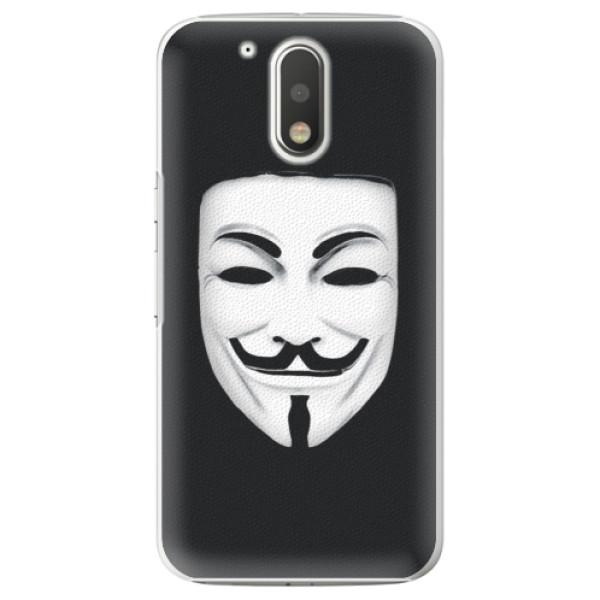 Plastové puzdro iSaprio - Vendeta - Lenovo Moto G4 / G4 Plus