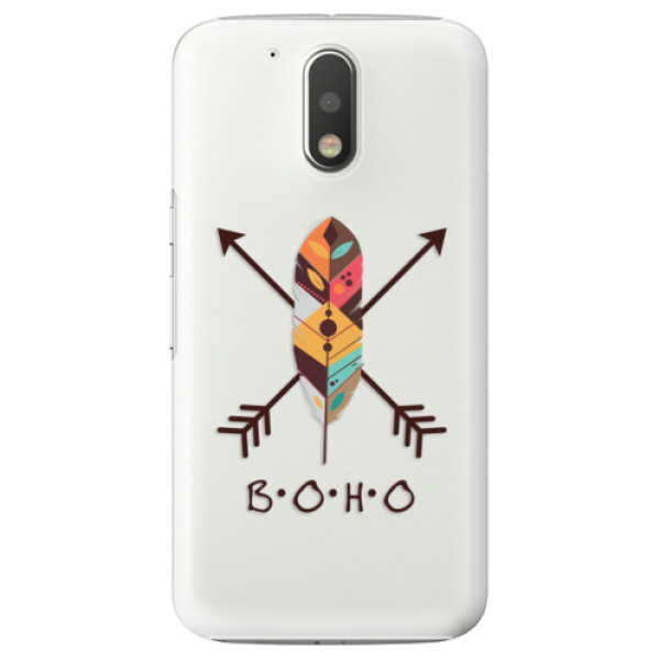 Plastové puzdro iSaprio - BOHO - Lenovo Moto G4 / G4 Plus