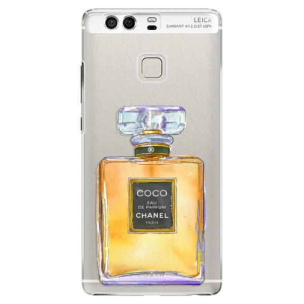 Plastové puzdro iSaprio - Chanel Gold - Huawei P9