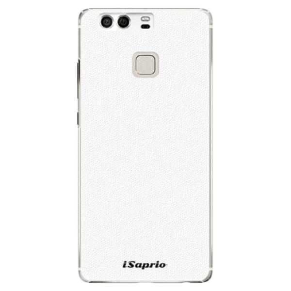 Plastové puzdro iSaprio - 4Pure - bílý - Huawei P9