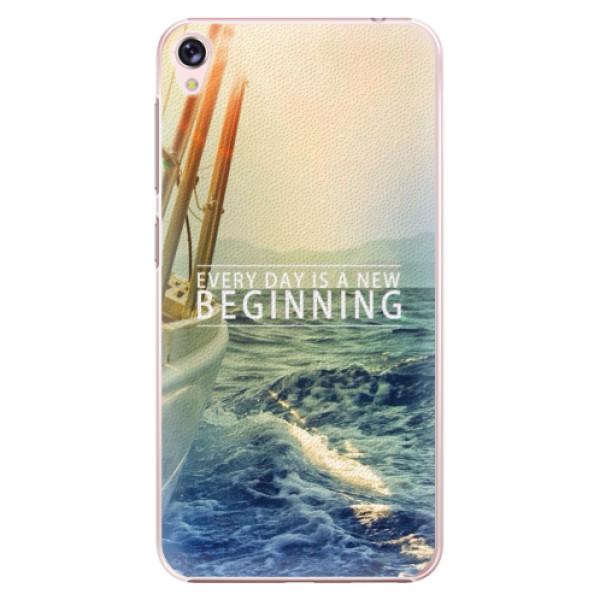 Plastové puzdro iSaprio - Beginning - Asus ZenFone Live ZB501KL