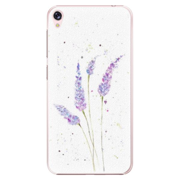 Plastové puzdro iSaprio - Lavender - Asus ZenFone Live ZB501KL