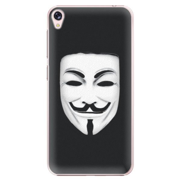 Plastové puzdro iSaprio - Vendeta - Asus ZenFone Live ZB501KL