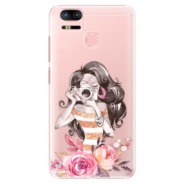 Plastové puzdro iSaprio - Charming - Asus Zenfone 3 Zoom ZE553KL
