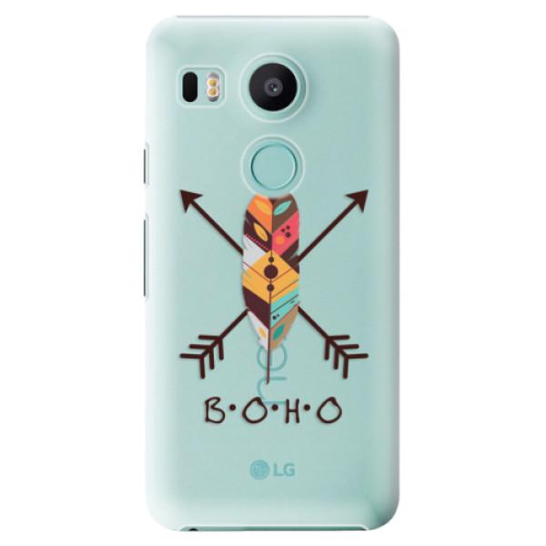 Plastové puzdro iSaprio - BOHO - LG Nexus 5X