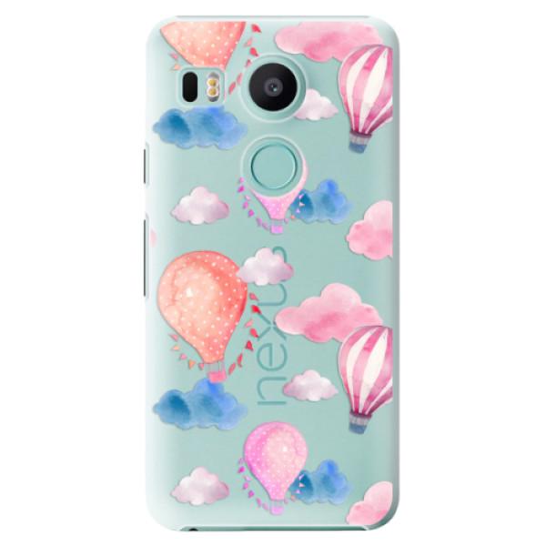 Plastové puzdro iSaprio - Summer Sky - LG Nexus 5X