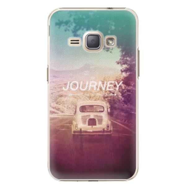 Plastové puzdro iSaprio - Journey - Samsung Galaxy J1 2016