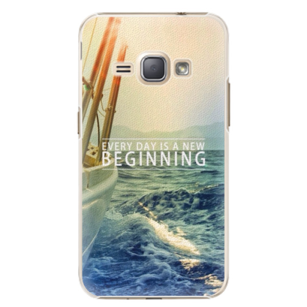 Plastové puzdro iSaprio - Beginning - Samsung Galaxy J1 2016